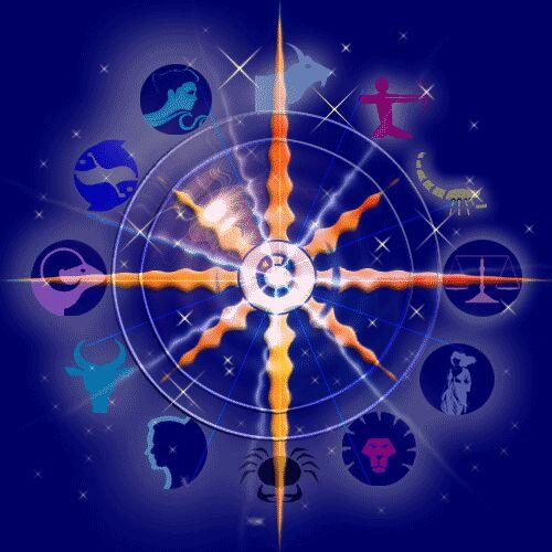 I hyllan astrologi nar stjarnorna visar vagen